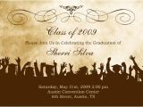 What to Write On Graduation Party Invitations How to Write Graduation Announcements