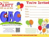 When to Send Out Birthday Invitations Parties