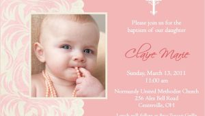 Where to Buy Baptism Invitations Baptism Invitations In Spanish Wording for Baptism