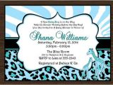 Wild Safari Blue Baby Shower Invitations 23 Best Blue and Brown Baby Shower Images On Pinterest