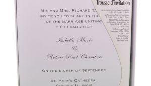 Wilton Wedding Invitation Kit Template Set Of 50 Wilton Wedding White Swirl Print Your Own