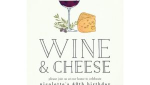 Wine and Cheese Party Invitation Template Free Any Occasion Wine and Cheese Party Invitation Zazzle Com