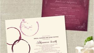 Wine themed Bridal Shower Invitations Etsy Plush Paper Design Blog Wine themed Bridal Shower Etsy