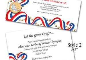 Winter Olympics Party Invitations 104 Best Images About My Party Printables On Pinterest