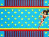 Wonder Woman Party Invitation Template Wonder Woman Free Printable Invitations Oh My Fiesta