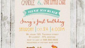 Woodland themed Birthday Party Invitations Woodland themed Birthday Invitation forest Animals