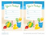 Word Birthday Party Invitation Template Card Template Blank Invitation Templates Free for Word