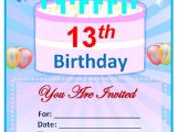 Word Birthday Party Invitation Template Sample Birthday Invitation Template 40 Documents In Pdf