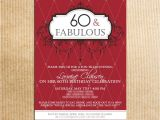 Wording for 60 Birthday Party Invitations 20 Ideas 60th Birthday Party Invitations Card Templates