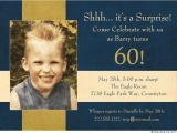 Wording for 60 Birthday Party Invitations Free 60 Surprise Birthday Invitation Template Wording