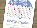 Wording for Bridal Shower Invitations for Gift Cards 7 Best Gift Card Shower Images On Pinterest