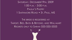 Wording for Bridal Shower Invite Bridal Shower Invitation Verbiage Bridal Shower