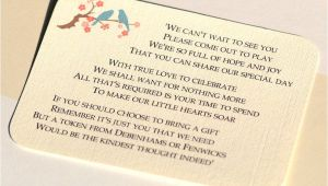 Wording for Cash Gifts On Wedding Invite Wedding Invitation Cash Gift Wording