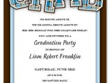 Wording for College Graduation Invitations 10 Best Images Of Barbecue Graduation Party Invitations