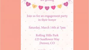 Wording for Engagement Party Invitation How to Word Engagement Party Invitations Microsoft Word