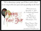Wording for New Years Eve Party Invite New Years Eve Invitation Wording Template Resume Builder