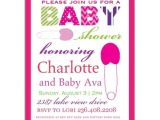 Wording On Baby Shower Invites Baby Shower Invitation Wording Baby Shower Invitation