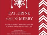 Work Christmas Party Invitation Template Work Christmas Invite