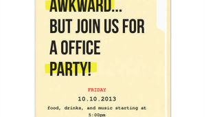 Work Party Invitation Template 13 Work Dinner Invitations Word Psd Publisher Free
