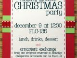 Workplace Christmas Party Invitation Wording Christmas Party Invitations Wording for Work