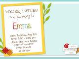 Write An Invitation to A Party How to Write A Birthday Invitation Eysachsephoto Com