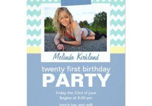 Zazzle 21st Birthday Invitations Fresh 21st Birthday Party Invitations