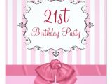 Zazzle 21st Birthday Invitations Personalised 21st Birthday Party Invitations