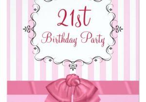 Zazzle 21st Birthday Invitations Personalised 21st Birthday Party Invitations