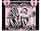 Zebra Print Baby Shower Invites 18 Best Baby Shower Invitation Templates Images On